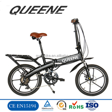 EN15194 NEW 20 inch cheap motorized bicycle made in China low price electric bike