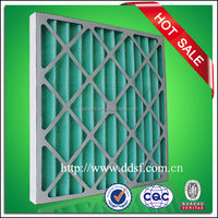 Disposable HAVC air conditioning cardboard filter