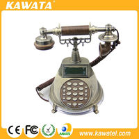 Decorative Stationary Old Fashioned Palace Antique Phone