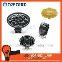 LED Work Lamp 36W strong power LED Lamp for Suv/Truck/Ambulance/Recovery Vehicles
