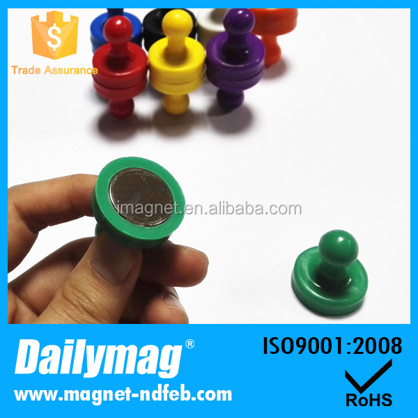 Strong Push Pin Magnet Permanent Office Magnets