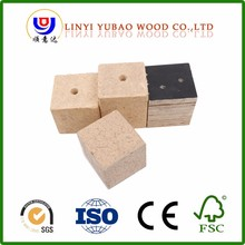 plywood Pallet <strong>wooden</strong> foot pier packaging plywood 80mm*80mm