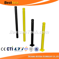 Steel Column Topper Bollard