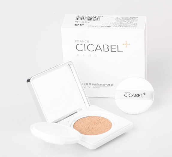 High Quality OEM Air Cushion Repair BB/CC Cream Makeup Foundation with Your Own Brand