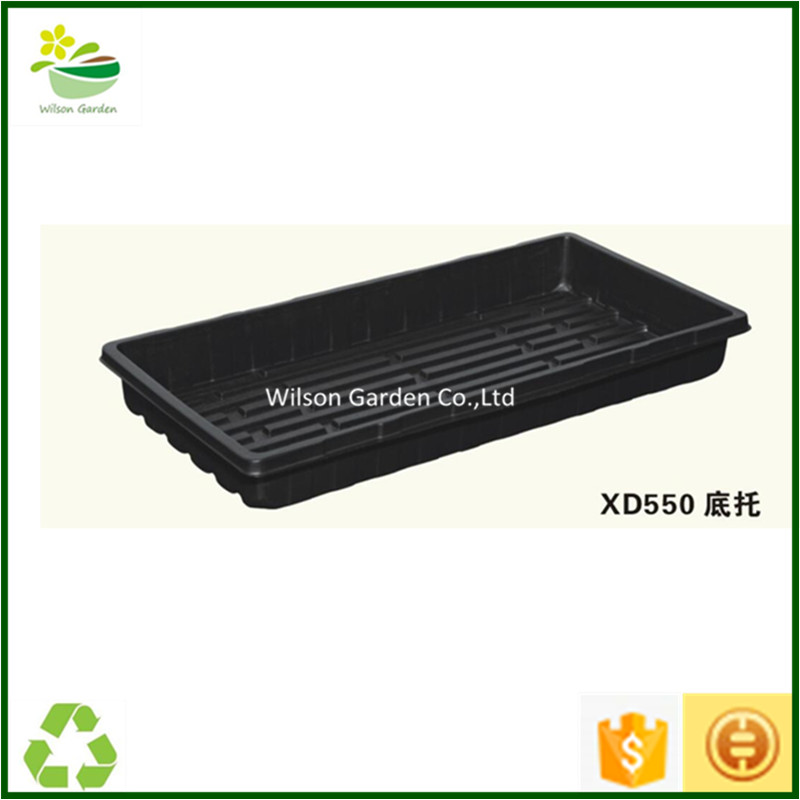 Large plastic trays greenhouse tray supplier