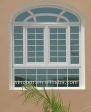 High quality UPVC windows and doors factory pvc profile upvc winindows