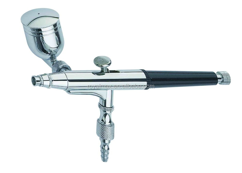Royal versatile and reliable high performance multi-purpose precision beauty and art airbrush