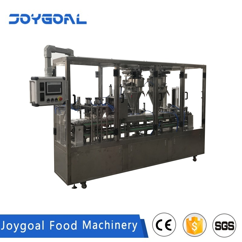 JOYGOAL high speed automatic k cup filling and sealing machine