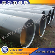 ASTM API 5L DIN BS JIN EN spiral welded steel pipes and tube