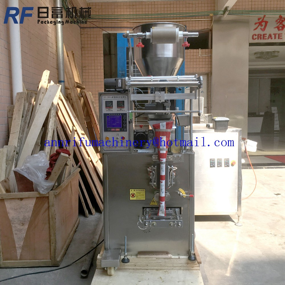 Sales automatic price pouch food filling milk powder packing machine