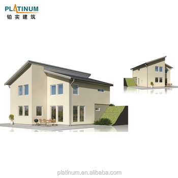 Light Gauge Steel Prefabricated Turnkey House