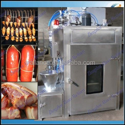 1 Smoked sausage /meat /chicken /fish food processing /manufacturing chamber