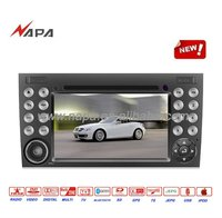 DVD CAR AUDIO GPS NAVIGATION SYSTEM FOR BENZ SLK R 171 WITH 7 INCH HIGH DEFINITION SCREEN/ TWO-WAY CANBUS/BLUETOOTH/TV/SD/USB