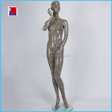 cheap window fashion display used female mannequin