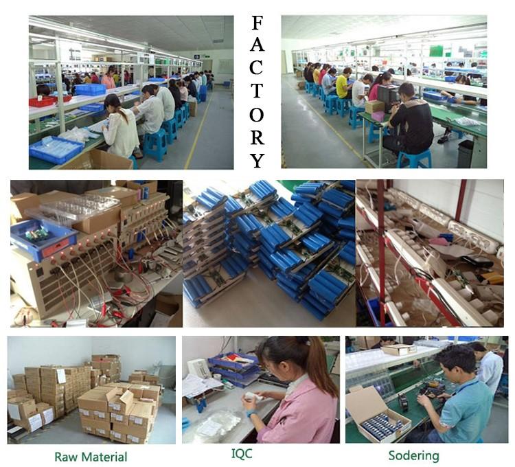 Top Qualidade Trade Assurance Fornecedor Banco de Potência Shenzhen