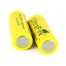 6800mah 26650 Li-ion Rechargeable Battery