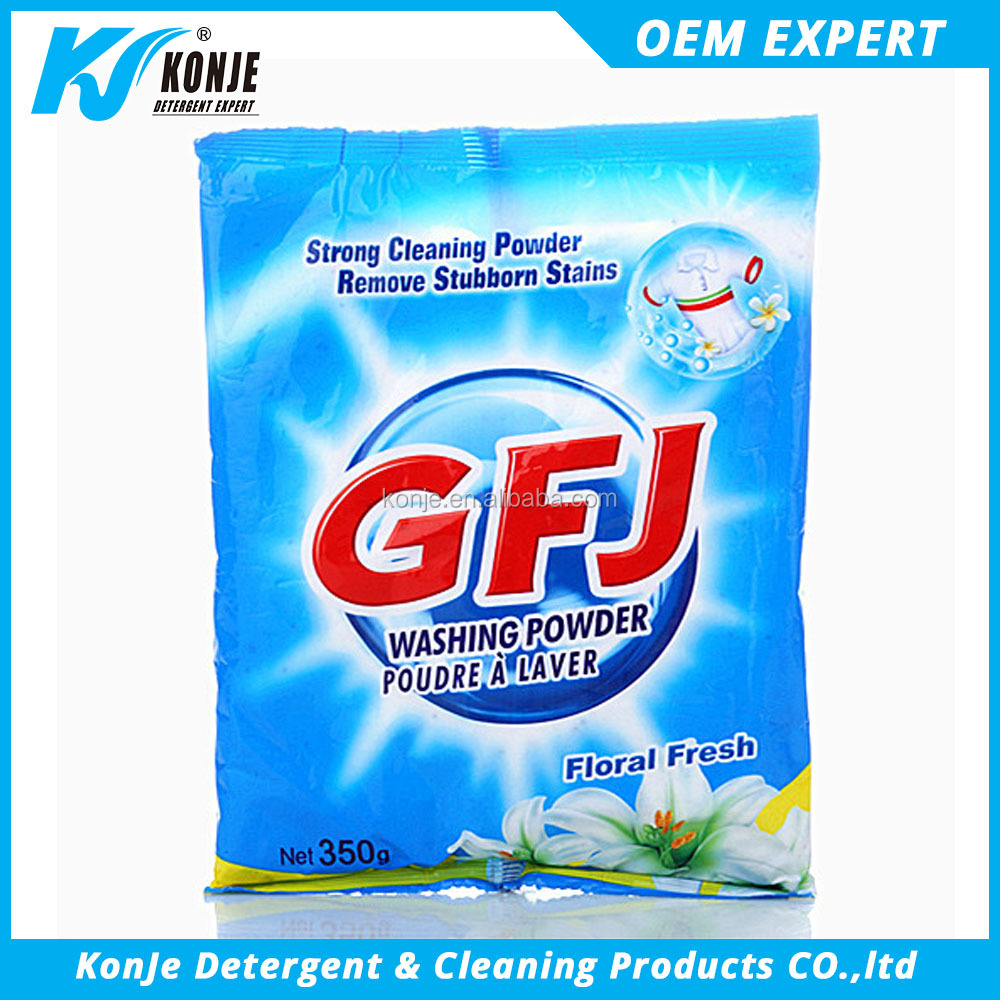 OEM factory making formula washing powder detergent powder from china factory