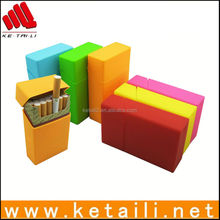 factory wholesale silicone cigarette case