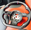 carbon fiber steering wheel for Audi A4
