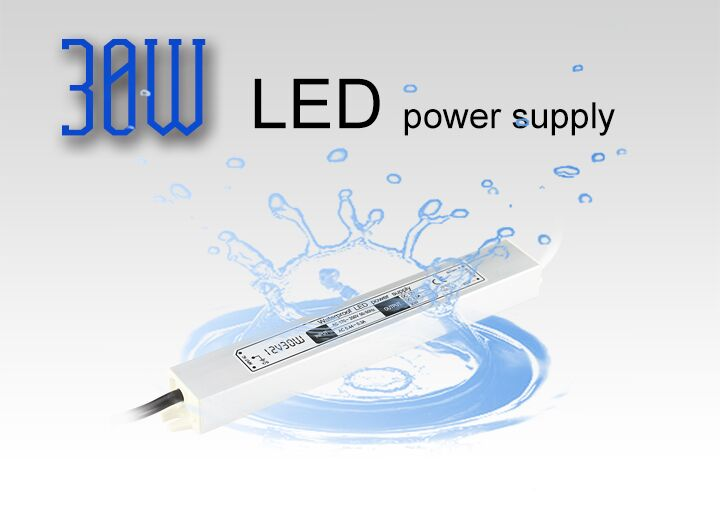 DC 12V Led Power Supply 12v /24v 60w Mean Well LED Driver For Led Light