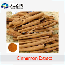 Natural herb medicine for regulating diabetes blood sugar levels: cinnamon bark extract powder
