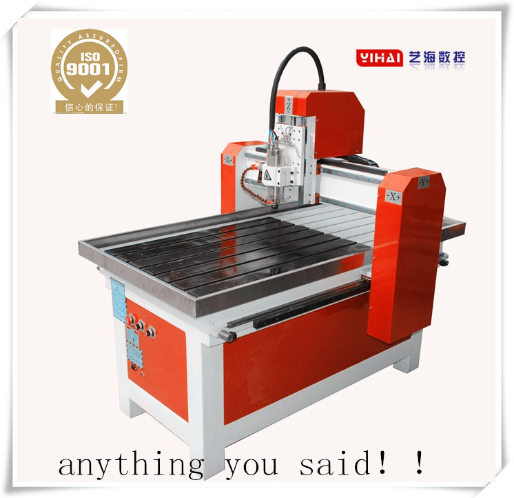 yihai used mini cnc router/marble engraving machine YH-6090