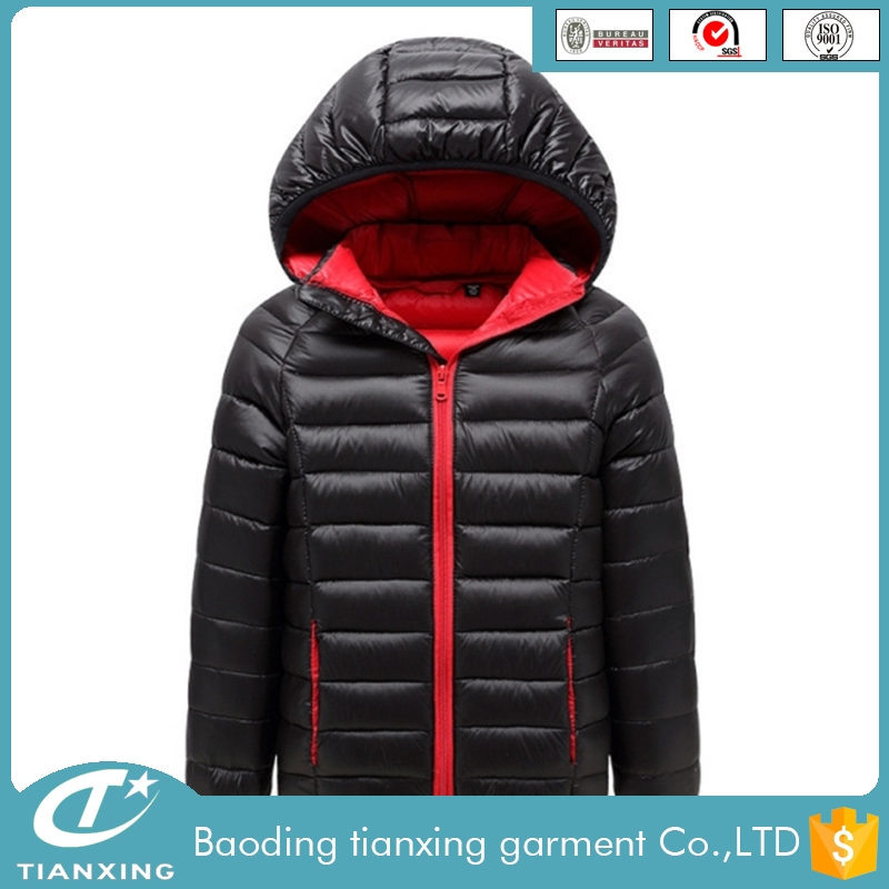 High Quality most popular boys down winter coats