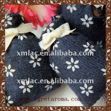 Scented potpourri sachet for home decoration