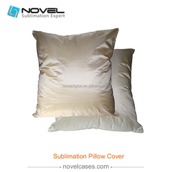 High quality Square Shape Sublimation Blank Cushion Cover,without filling