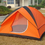 Great Outdoor Camping Tent With Bed 2 Persons