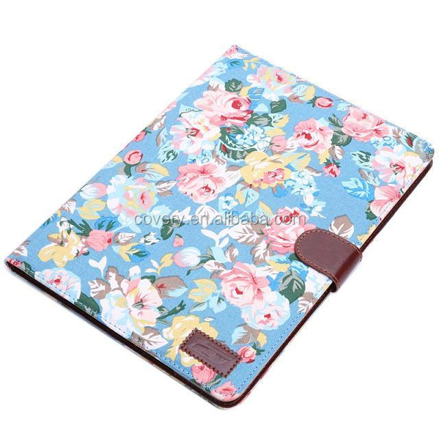 For ipad case bulk PU leather for ipad mini 4 case,for ipad leather case