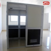 SINGDEN Sound Insulation Interpreter Booth For