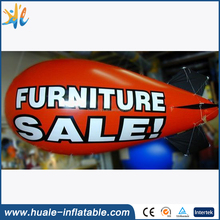 Giant inflatable airplane helium balloon helium blimp for sale