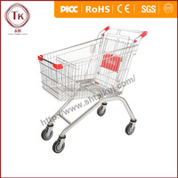 Best selling shopping cart for supermarket