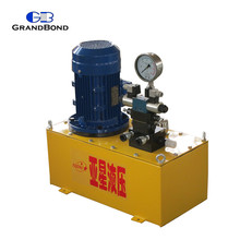 Electric hydraulic power pack pump, high pressure quantitative plunger pump