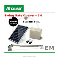 Single Swing Auto ,Automatic Motor Powered Remote Gate ,Opener Operator