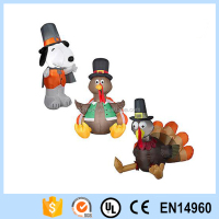 Inflatable turkey for thanksgiving day/Inflatable turkey for sale