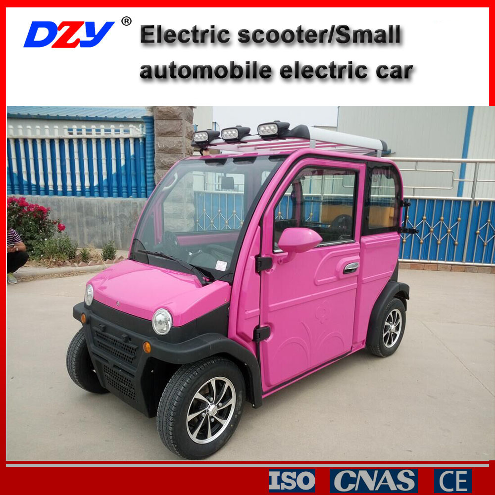 hot four wheels 4 person electric car
