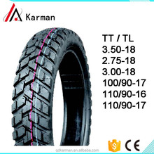 Radial Pattern Tires For Motorcycle
