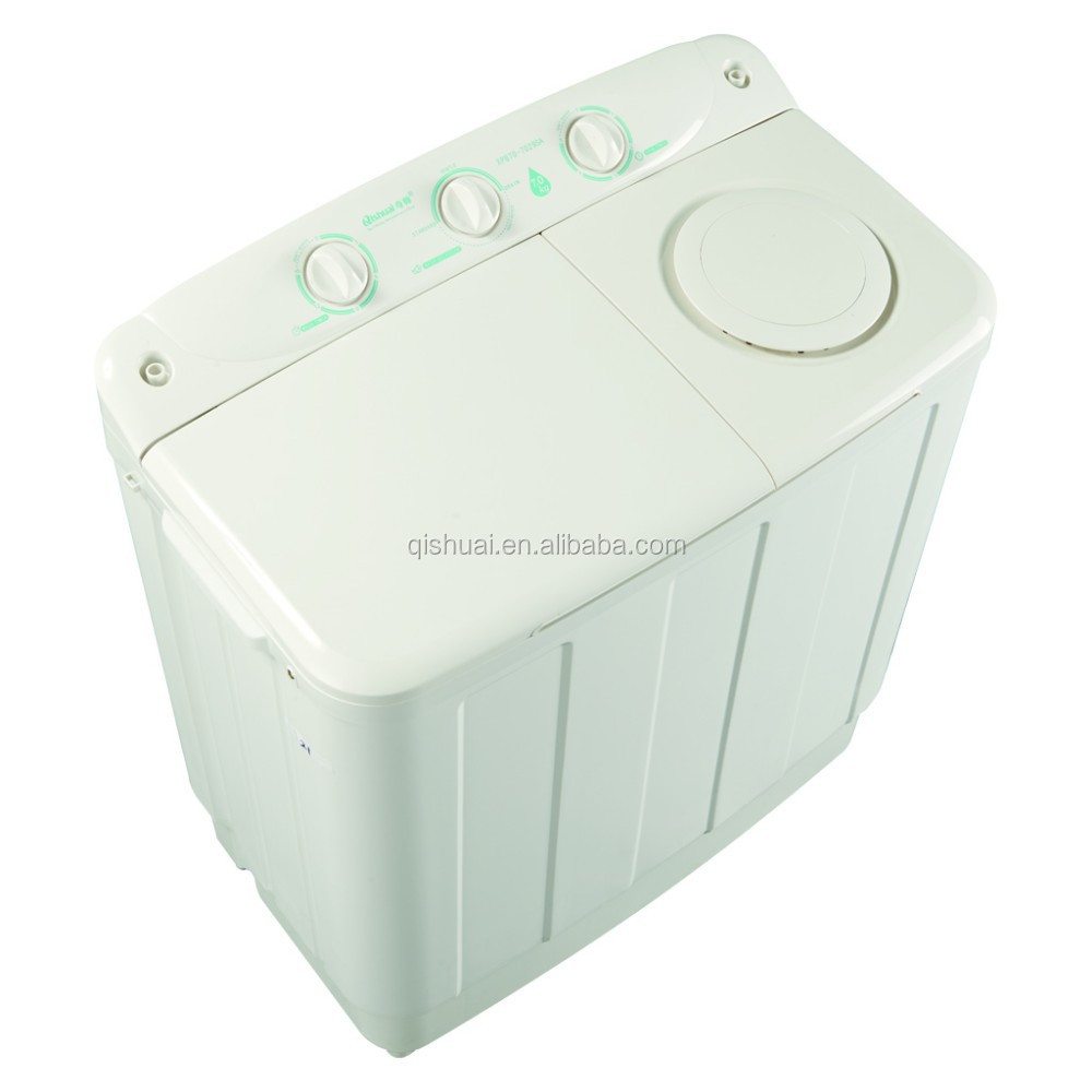 7kg twin tub portable washing machine with CB CE SASO