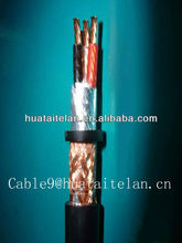 Top sale in Panama! Q/HHD05 ZR-DJYP3V 300/750V PE Insulated aluminum tape screen fire resistant PVC sheathed Computer Cable