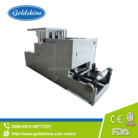 Latest household packing aluminum foil machine
