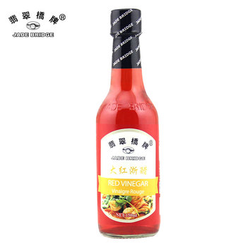 Chinese Traditional Dressing Mini Size 150ml Red Vinegar