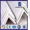 316l stainless steel slotted angle bar