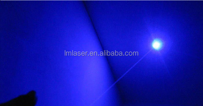 LM-999 B 5000mw  /15w Engraving Laser Module Blue 450/445 nm for carving