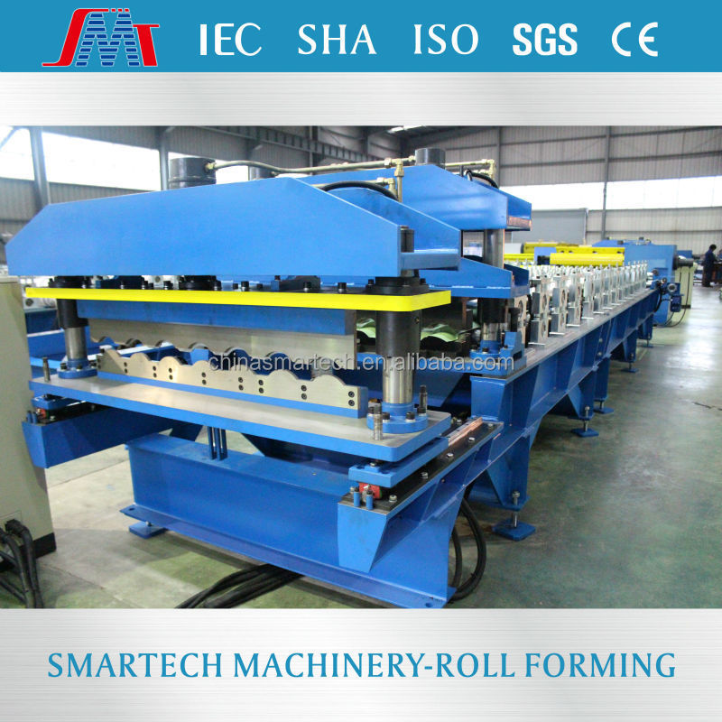 YLA167 metal roofing tile making machine for sale