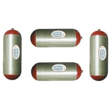 CNG compressed natural gas steel cylinder for vehicle