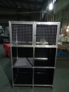Rabbit hutch 6 box