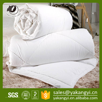 No Filling Material Filling and Comforter Set or Single Bed Sheet