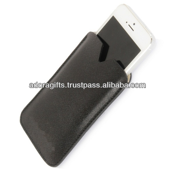 ADALMC - 0042 soft leather cell phone pouch / ladies mobile phone covers / high quality cool cell phone covers